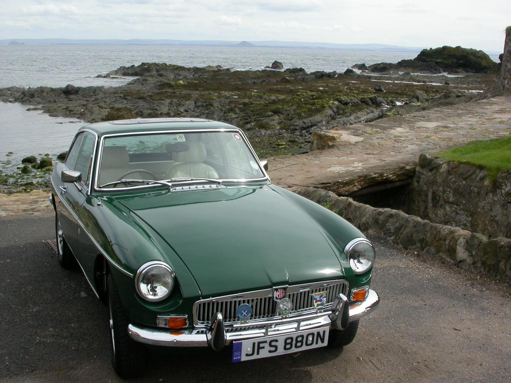 down by the river forth one year to the day after buying my mg bgt