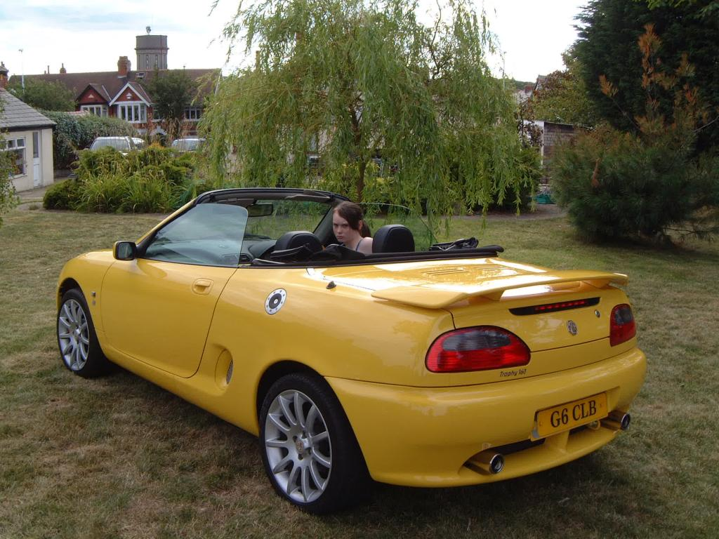 MGF Trophy 160Bathed In Sunshine