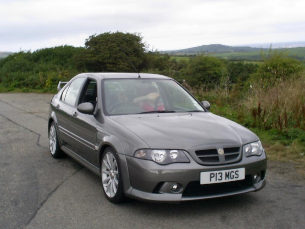 ZS 180 on holiday in Cornwall