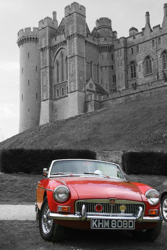 Chichester gathering in 2008 at Arundel Castle West Sussex