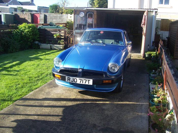 Geting there taken 18 months to get it to look half tidy. Inside still to complete,carpets trim etc.