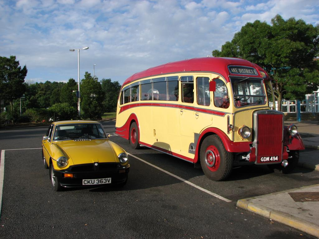 Taken at ferrybridge services on our way to a run in Yorkshire