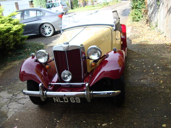 I had an MG TA 1936 when younger. This is as close I will get today.